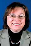 Landratskandidatin Gerlinde Fischer